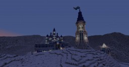 Winterscape Minecraft Map & Project
