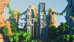 Jungle Fort Minecraft Map & Project
