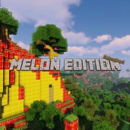 Minecraft: Melon Edition Reimagined [16x16] [1.13][1.15] Minecraft Texture Pack