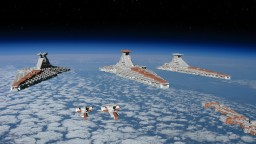 Venator Class Star Destroyer [ver. 2019] Minecraft Map & Project