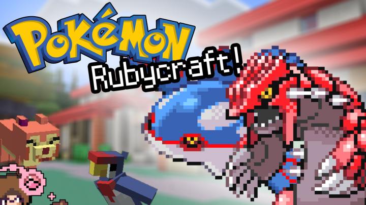 Pokemon Rubycraft Minecraft Texture Pack
