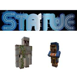 Statue [DataPack 1.13.x to 1.17.x] Minecraft Data Pack
