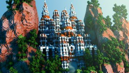 Pandora's Palace Minecraft Map & Project