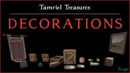 Tamriel Treasures - Decorations Minecraft Texture Pack