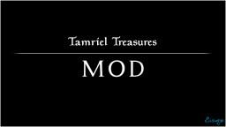 Tamriel Treasures MOD Minecraft Mod