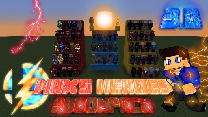 Max's Heroes AddonPack - 3 0 - The Super Smash Bros Update