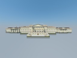 Wentworth Woodhouse Minecraft Map & Project