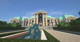 Italian style - Dutch Mansion [Update 3] Minecraft Map & Project