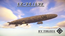(1.12.2) The LZ-74 / L32 Minecraft Map & Project