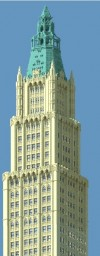 The Woolworth Building Minecraft Map & Project