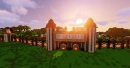 Memoria - le zoo ! Minecraft Map & Project
