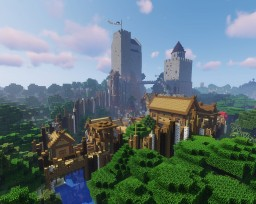Best Remodel Minecraft Maps & Projects - Planet Minecraft