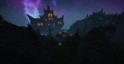 Sovngarde, full interior (skyrim TES) Minecraft Map & Project