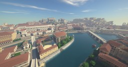 Roma antiquae 320 A.D. Minecraft Map & Project