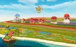 Flower Island[DonwLoad] Minecraft Map & Project