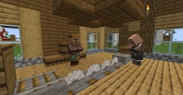 The Texan Chain Sawmill Minecraft Map & Project