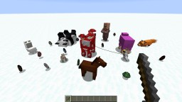 PocketMobs: Store mobs in items Minecraft Data Pack