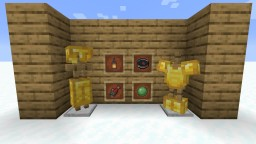 Au Armor with added effects Minecraft Data Pack