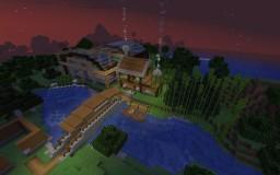 Atlas - 1.14 Survival Server Minecraft Map & Project