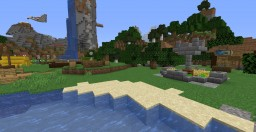 Winter Vs Spring Minecraft Map & Project
