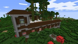 Renovated Woodland Mansion Minecraft Map & Project