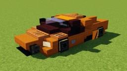 W Motors Lykan Hypersport Minecraft Map & Project