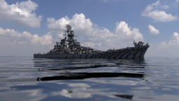 USS Alaska CB-1 Minecraft Map & Project