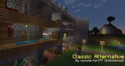 Classic Alternative [1.12 - 1.16] Minecraft Texture Pack