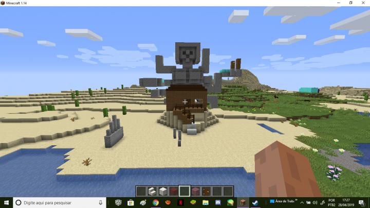 Steven Universo Minecraft Map