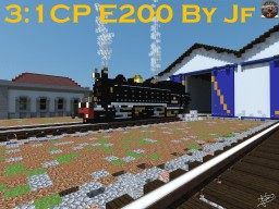 The Massive Meter Gauge E200 Mallet Tanks by Jf Minecraft Map & Project