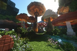Alice in Wonderland Video preview Minecraft Map & Project
