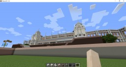 Old Wembley Stadium (1923) Minecraft Map & Project