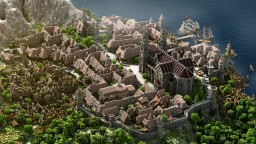 Drachenfels - Medieval City [Download] Minecraft Map & Project