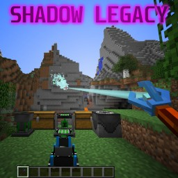 Shadow Legacy Minecraft Mod