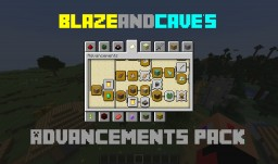BlazeandCave's Advancements Pack [1.14 Datapack] Minecraft Data Pack