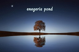 Enegeris Pond Minecraft Blog