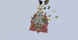 Furturistic Skyblock Spawn / HUB Minecraft Map & Project
