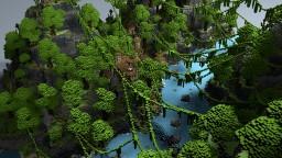 Minecraft Jungle Minecraft Map & Project