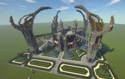 Server Spawn 2.0 [GW] Minecraft Map & Project