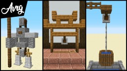 Minecraft Creative uses of Grindstone Minecraft Map & Project