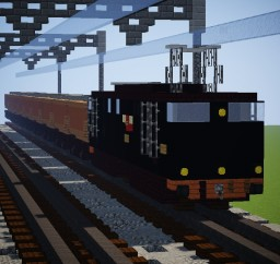 """BR class 76 no.26054 """"Pluto"""" Minecraft Map & Project"""