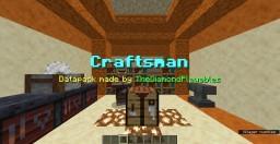 Craftsman Datapack - More Crafting Recipes! [1.14] Minecraft Data Pack