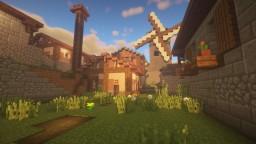 Kakariko Village (OoT) Minecraft Map & Project