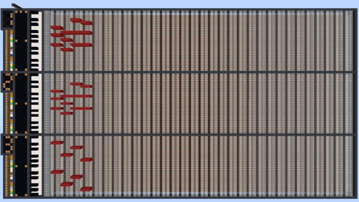 Noteblock Midi Music Maker 1 14 Minecraft Project