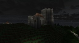 Medieval castle / Zamek Minecraft Map & Project