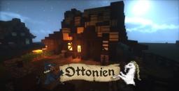 Medieval Country Cottage / Ländliche Bauernhütte Minecraft Map & Project