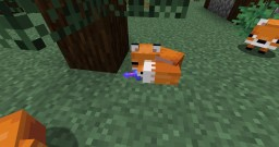 Sly Foxes Datapack for 1.14 Minecraft Data Pack