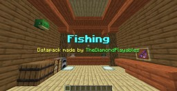 Fishing Datapack - More Items To Catch [1.14] Minecraft Data Pack
