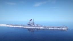 German Submarine U-96 from ''Das Boot'' Minecraft Map & Project