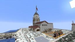 Istanbul Maiden Tower (İstanbul Kız Kulesi) Minecraft Map & Project